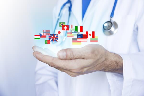 グローバルで働く医師
