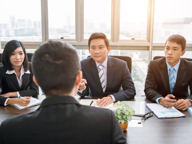 転職面接の企業研究は組織構成と採用目的から!?面接突破の攻略法の画像